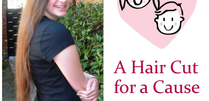 A Hair Cut for a Cause - Life With Lorelai