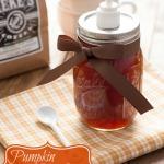 Homemade Pumpkin Spice Syrup!