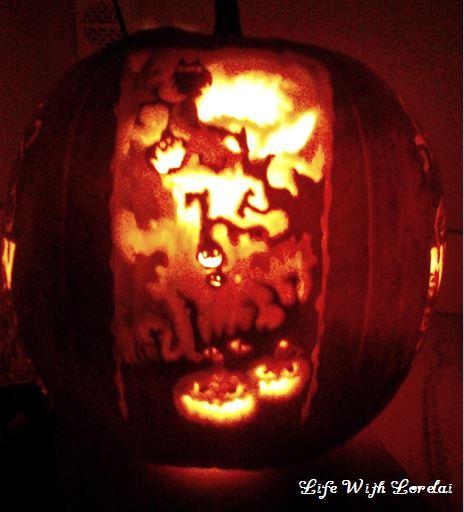 Halloween Trio scene 1 - 2011 | Life With Lorelai