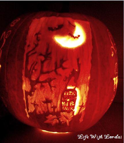 Halloween Trio scene 2 - 2011 | Life With Lorelai