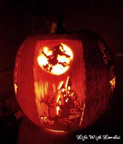 Halloween Trio scene 3 - 2011 | Life With Lorelai