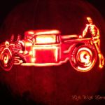 Hot Rod and Skeleton 2013 | Life With Lorelai
