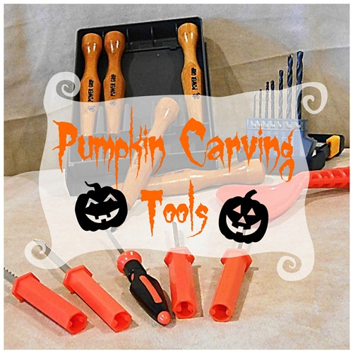 Pumpkin Carving Tools Title Image