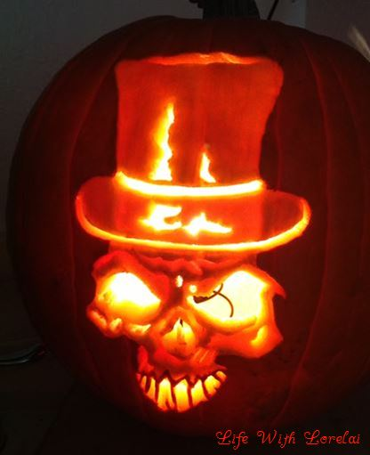 Skull with a Top Hat 2013 | Life With Lorelai