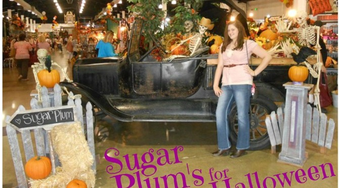 Sugar Plum's for Halloween 750x500