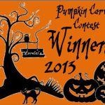 Lorelai's Pumpkin Carving Contest 2013 – WINNERS