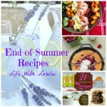End-of-Summer Recipes