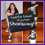 Cool For School Or Anytime – Shoelacing!