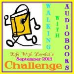 CHALLENGE: Walking With Audiobooks #1