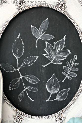 Autumn Leaves Chalkboards - lifewithlorelai.com