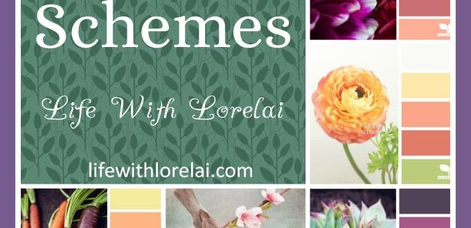 Color Scheme - Life With Lorelai