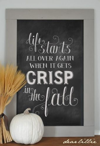 Crisp in the Fall Chalkboards - lifewithlorelai