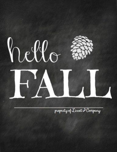 Hello Fall Chalkboards - lifewithlorelai.com