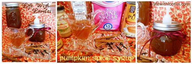 Jarred Pumpkin Spice Syrup - lifewithlorelai.com