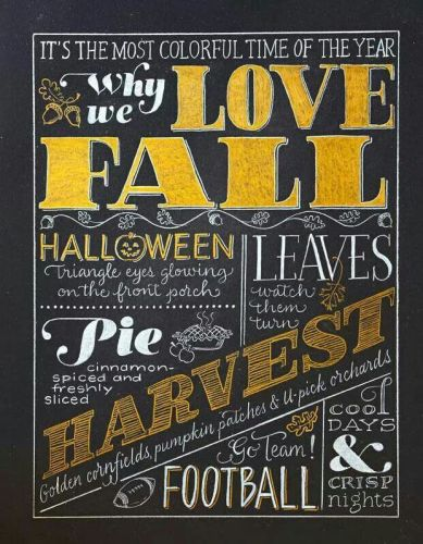 Why we love Fall Chalkboards - lifewithlorelai.com