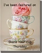 Share Your Cup Thursday Feature