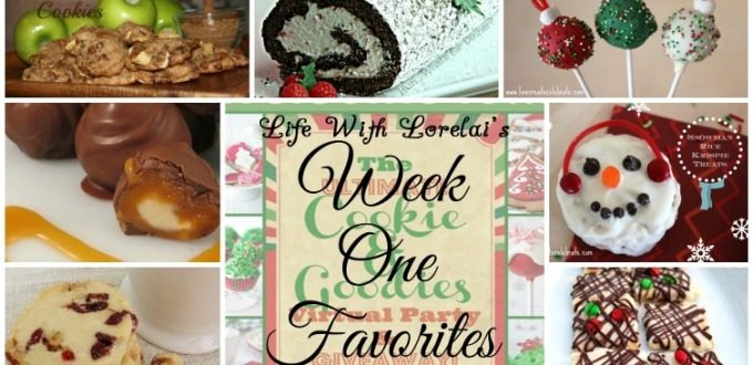 UCB Week 1 Favorites 2014 - Life With Lorelai