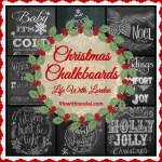 Christmas Chalkboards