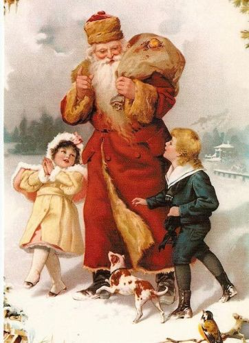 Celebrating St Nicholas Day December 6th Life With