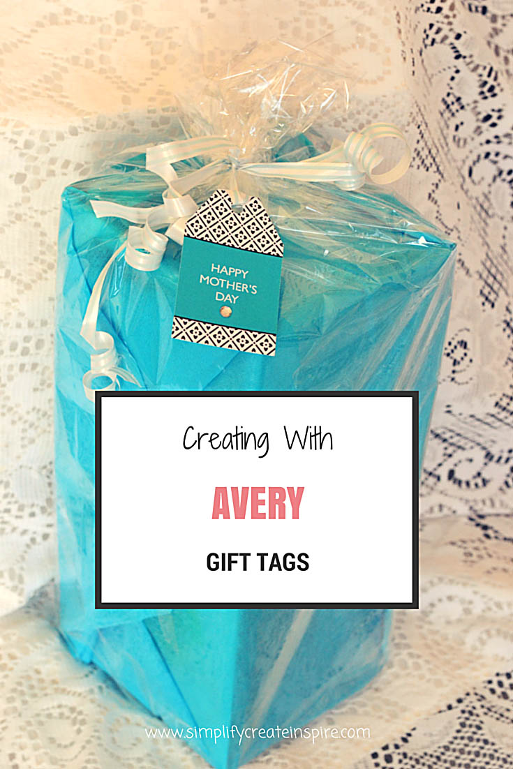 Creating With Avery Gift Tags