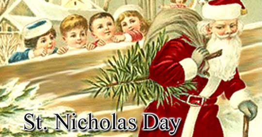 Beautiful Celebrating St. Nicholas Day   December 6th   Life With Lorelai