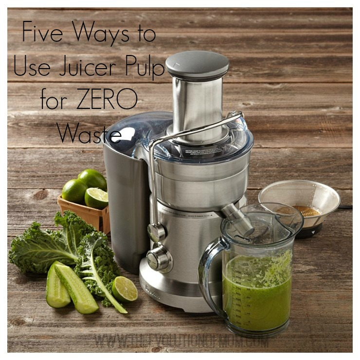 5 Ways to Use Juicer Pulp for Zero Waste - HMLP Feature