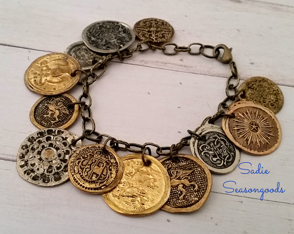 Metal Button Jewelry - HMLP Feature