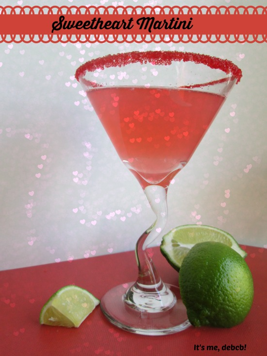 Sweetheart-Martini = HMLP Feature