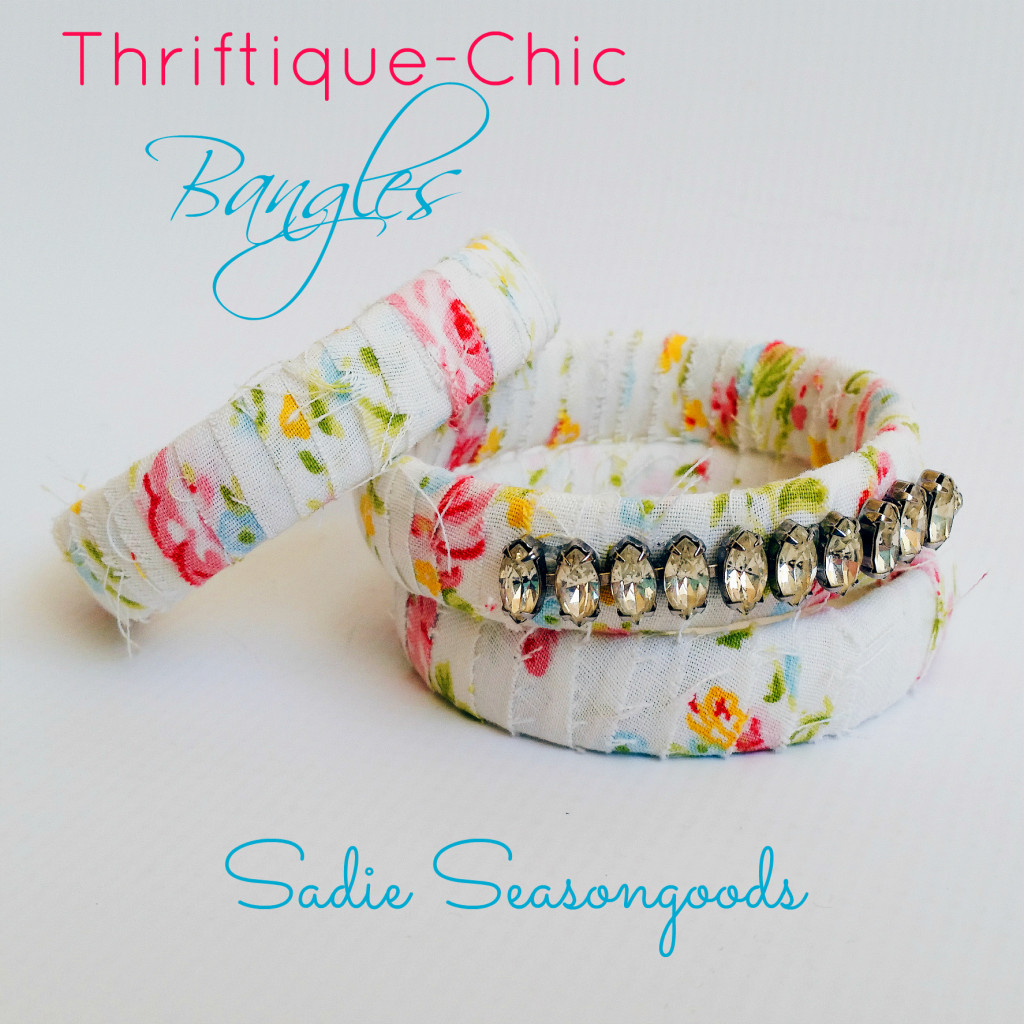 Thiftique-Chic Bangles - HMLP Feature 2015-MAR-27