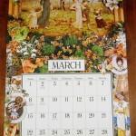 March 2015 – Gratitude, Promise & Memories