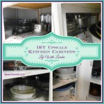 Kitchen Cabinets – DIY Upscale
