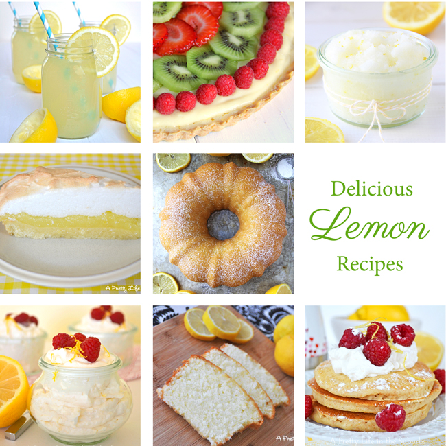 Delicious-Lemon-Recipes - HMLP 39 Feature