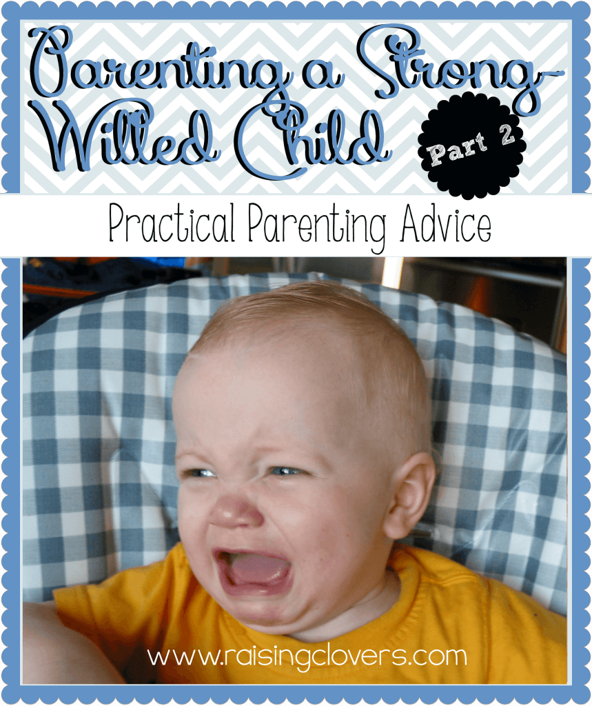 Parenting A Strong-Willed Child - HMLP 39 Feature