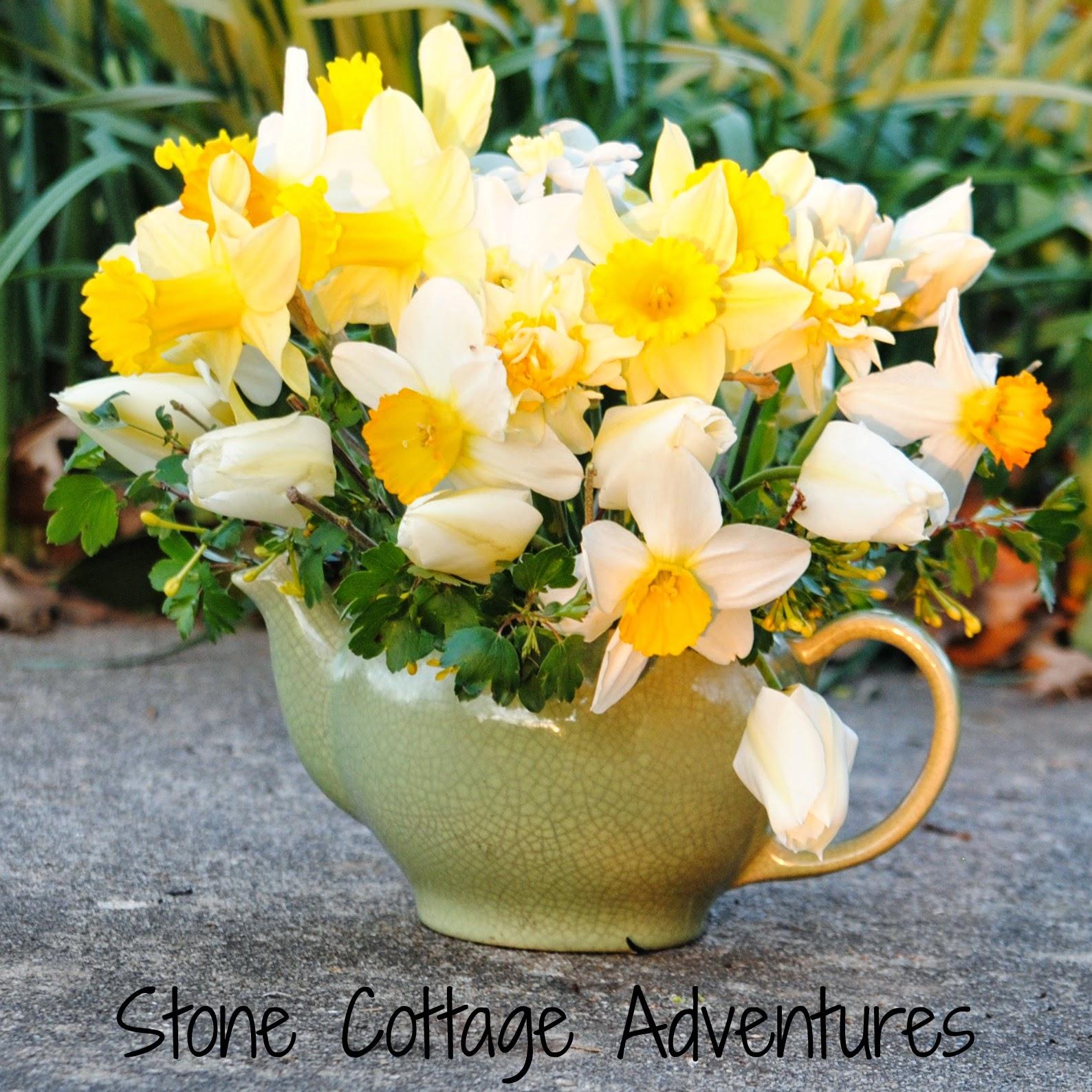 I'm A Little Tea Pot Flower Tutorial - HMLP Feature