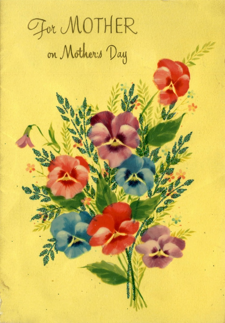 Vintage Mother's Day 2
