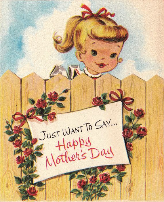 Vintage Mother's Day 3