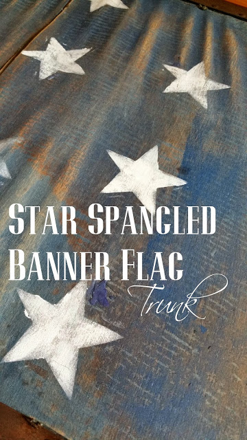 Star Spangled Banner Flag Trunk - HMLP Feature