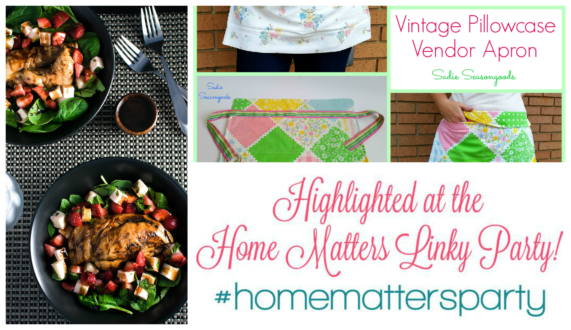 Highlighted Posts at the Home Matters Linky Party 41