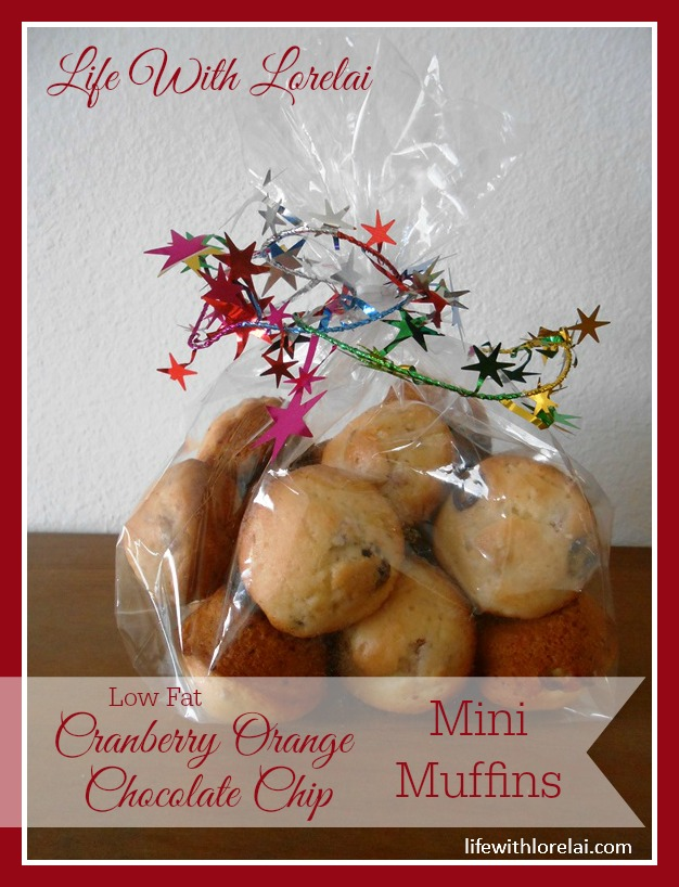 Low Fat Mini Muffins - Life With Lorelai