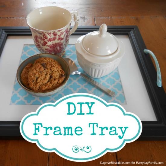 DIY Frame Tray - HMLP 47 Feature