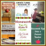 Homework – Tips To Make It Easier