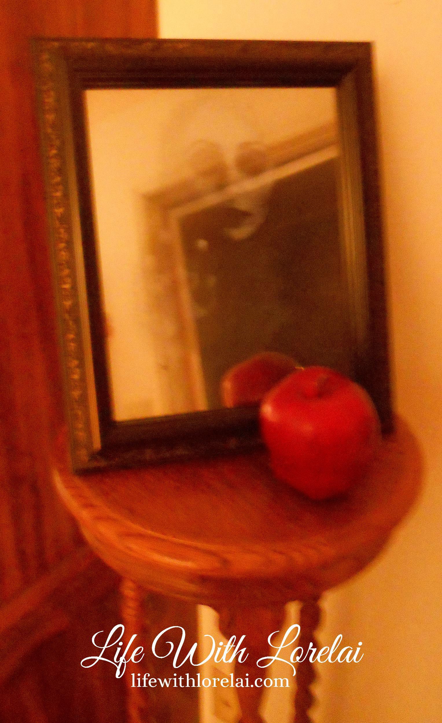 Haunted Mirror 8 - Halloween DIY - LWL