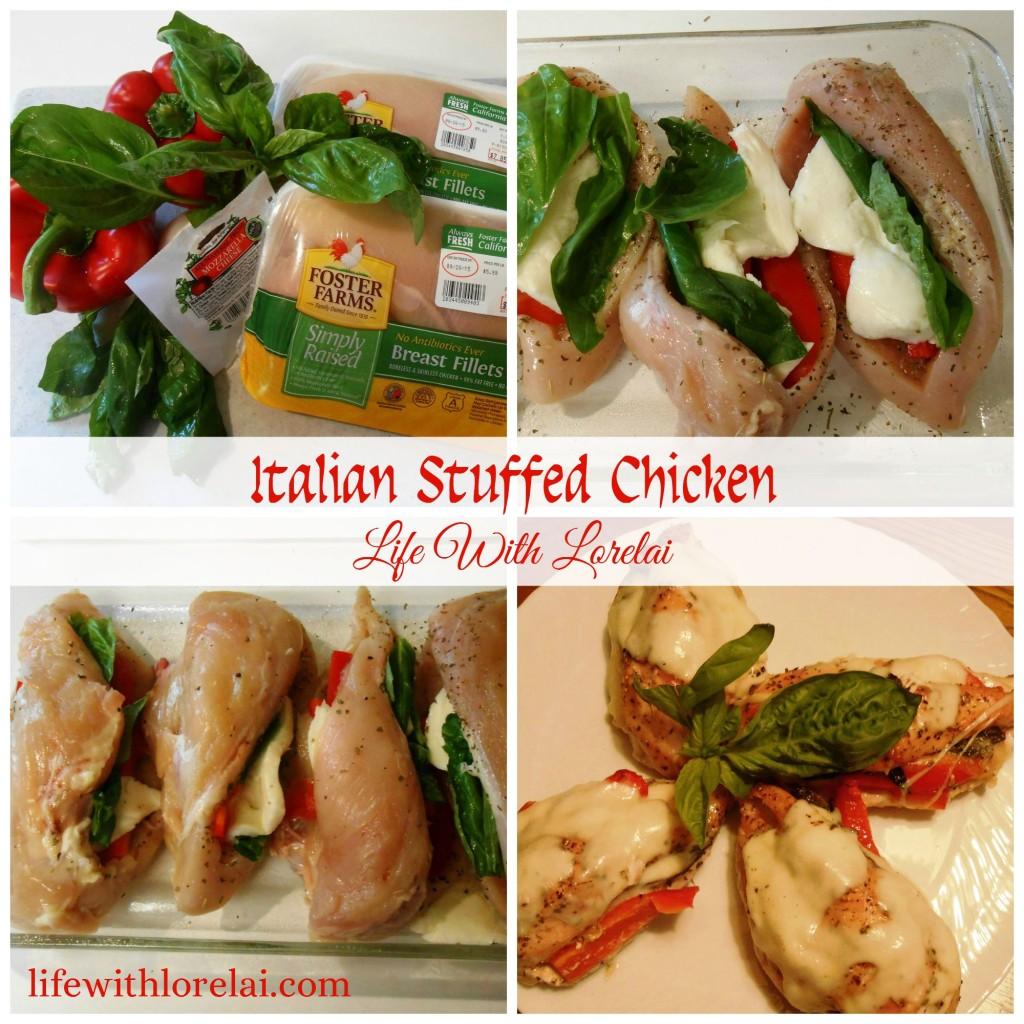Italian-Stuffed-Chicken-Recipe - Foster Farms - Life With Lorelai
