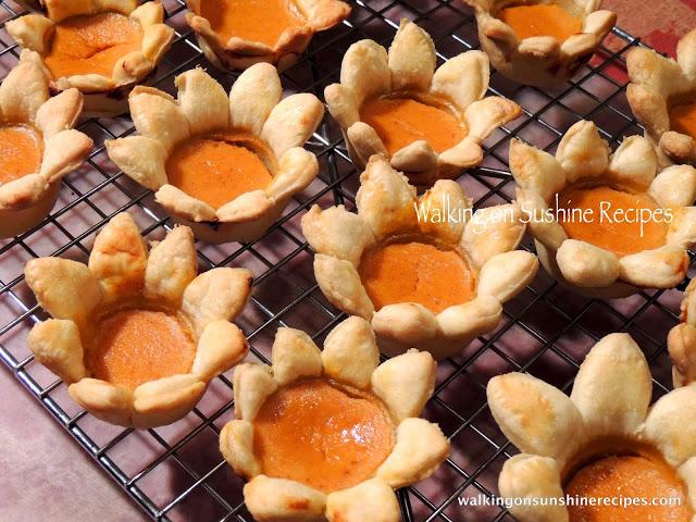 Mini Pumpkin Pies - Feature - HMLP 56