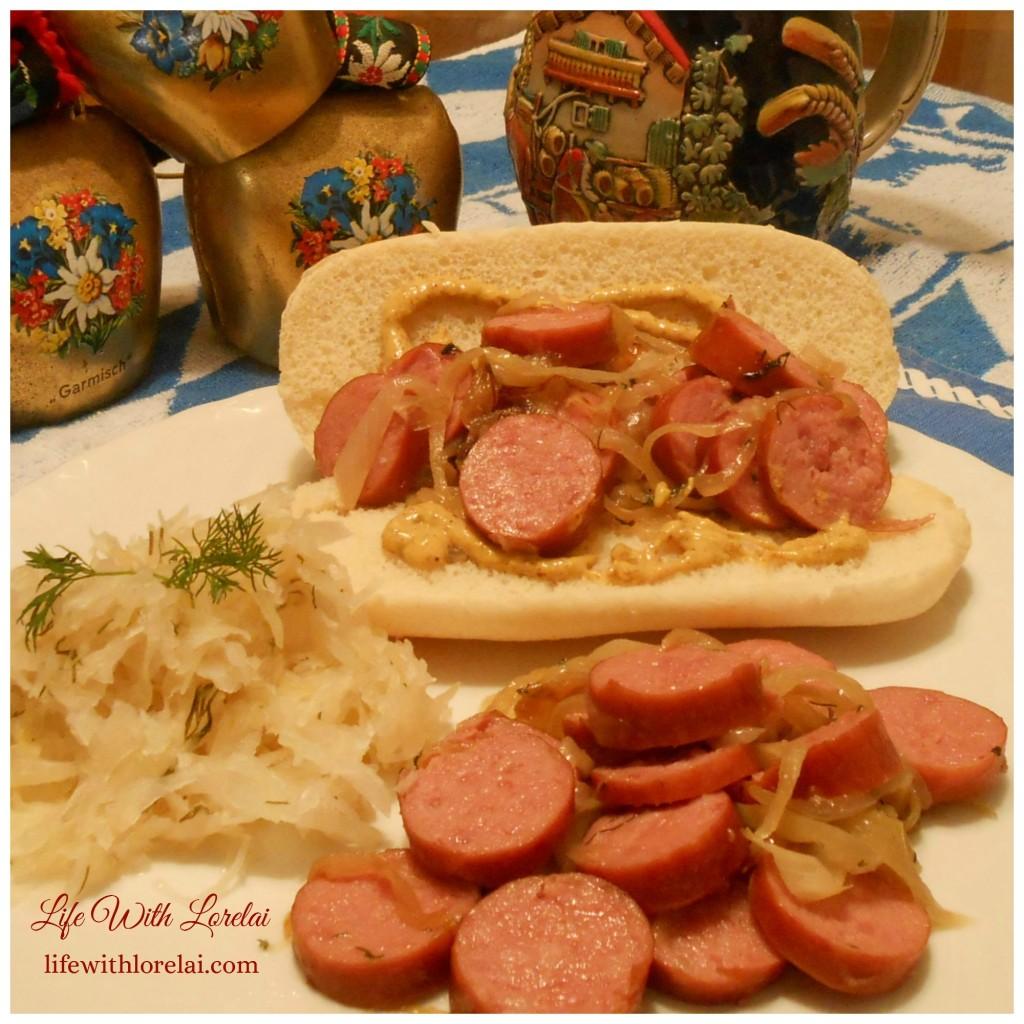 Polska-Kielbasa-Caramelized-Onions-Plate-Life-With-Lorelai #shop