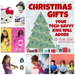 Christmas Gifts Your Tech-savvy Kids Will Adore
