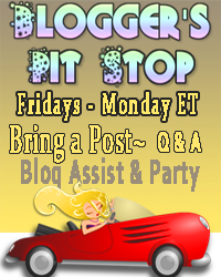Blogger's Pit Stop - Blog Assist & Linky