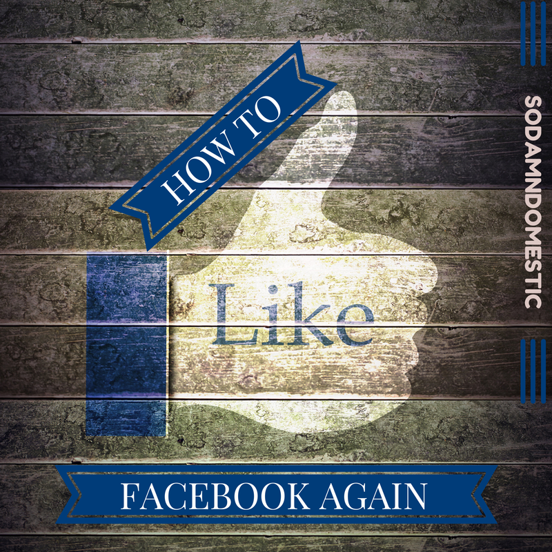 How to Make Facebook Less Annoying- So Damn Domestic- Feature- HMLP 69