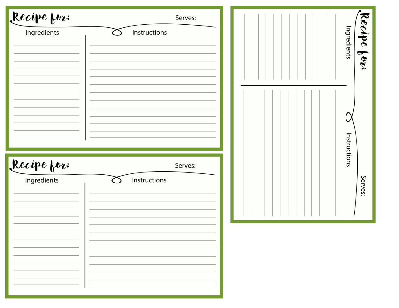 Michelle - Jan 12 - Recipe Card Organization - Pic 7