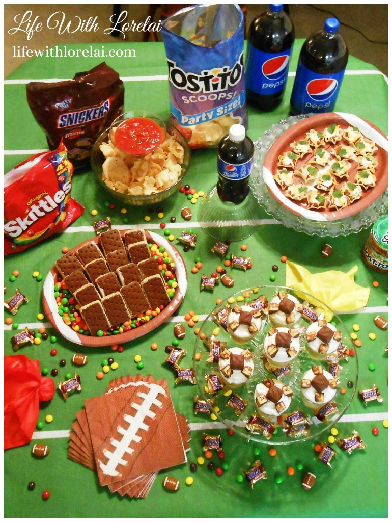 SNICKERS-Skittles-Tostitos-Pepsi-Game-Day-Snack-Table